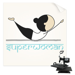 Yoga Poses Sublimation Transfer (Personalized)