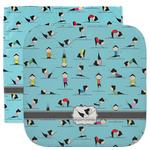 Yoga Poses Facecloth / Wash Cloth (Personalized)