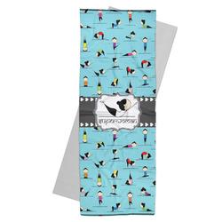 Yoga Poses Yoga Mat Towel (Personalized)