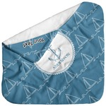 Rope Sail Boats Baby Hooded Towel (Personalized)