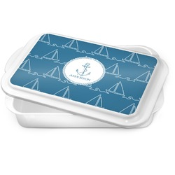 Rope Sail Boats Cake Pan (Personalized)