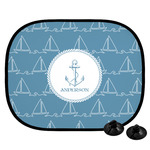 Rope Sail Boats Car Side Window Sun Shade (Personalized)