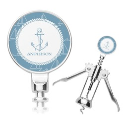 Rope Sail Boats Corkscrew (Personalized)