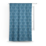 Rope Sail Boats Curtain (Personalized)