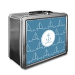 Rope Sail Boats Lunch Box (Personalized)