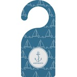 Rope Sail Boats Door Hanger (Personalized)