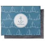 Rope Sail Boats Microfiber Screen Cleaner (Personalized)