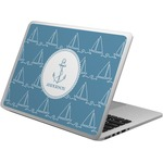 Rope Sail Boats Laptop Skin - Custom Sized (Personalized)