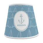 Rope Sail Boats Empire Lamp Shade (Personalized)