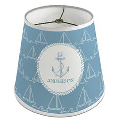 Rope Sail Boats Empire Lamp Shade (Personalized)