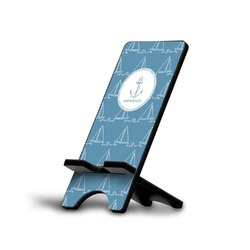 Rope Sail Boats Phone Stand (Personalized)