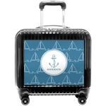 Rope Sail Boats Pilot / Flight Suitcase (Personalized)