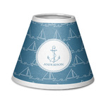 Rope Sail Boats Chandelier Lamp Shade (Personalized)
