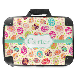 Easter Eggs Hard Shell Briefcase (Personalized)