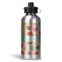 Easter Eggs Water Bottle - Aluminum - 20 oz (Personalized)