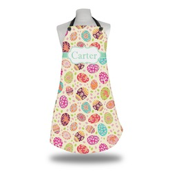Easter Eggs Apron (Personalized)