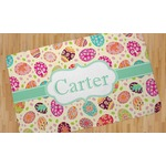 Easter Eggs Area Rug (Personalized)