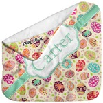 Easter Eggs Baby Hooded Towel (Personalized)