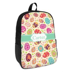 Easter Eggs Kids Backpack (Personalized)