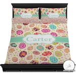 Easter Eggs Duvet Covers (Personalized)