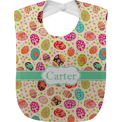 Easter Eggs Baby Bib (Personalized)