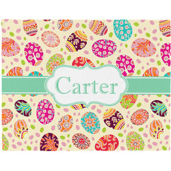 Easter Eggs Placemat (Fabric) (Personalized)