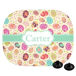 Easter Eggs Car Side Window Sun Shade (Personalized)