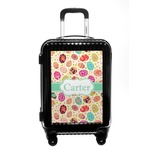 Easter Eggs Carry On Hard Shell Suitcase (Personalized)