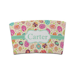 Easter Eggs Coffee Cup Sleeve (Personalized)