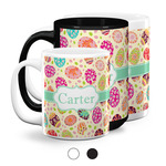 Easter Eggs Coffee Mugs (Personalized)