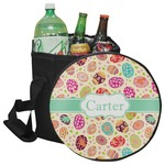 Easter Eggs Collapsible Cooler & Seat (Personalized)
