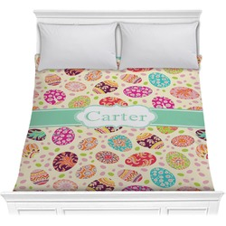 Easter Eggs Comforter (Personalized)
