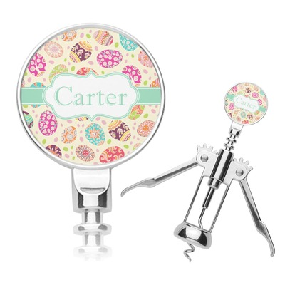 Easter Eggs Corkscrew (Personalized)
