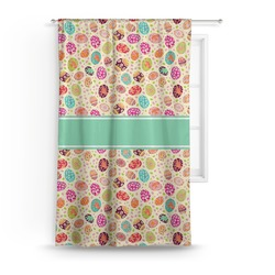 Easter Eggs Curtain (Personalized)