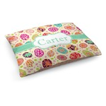 Easter Eggs Dog Bed (Personalized)