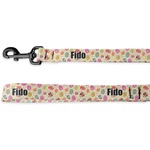 Easter Eggs Deluxe Dog Leash (Personalized)