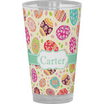 Easter Eggs Drinking / Pint Glass (Personalized)