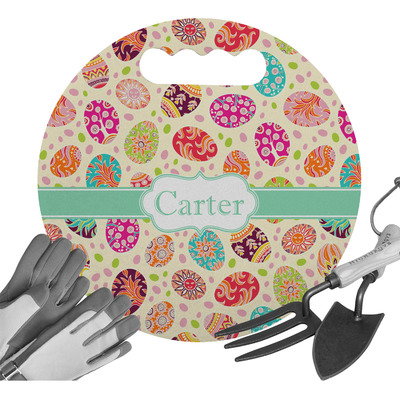 Easter Eggs Gardening Knee Cushion (Personalized)