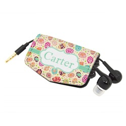 Easter Eggs Genuine Leather Cord Wrap (Personalized)