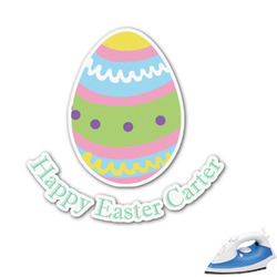 Easter Eggs Graphic Iron On Transfer (Personalized)