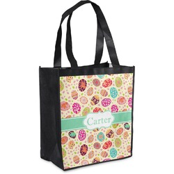 Easter Eggs Grocery Bag (Personalized)