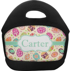 Easter Eggs Toddler Lunch Tote (Personalized)