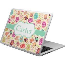 Easter Eggs Laptop Skin - Custom Sized (Personalized)