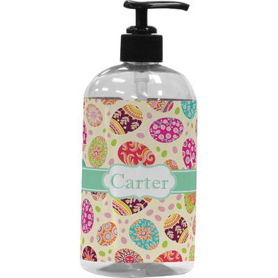 Easter Eggs Plastic Soap / Lotion Dispenser (Personalized)
