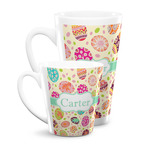 Easter Eggs Latte Mug (Personalized)