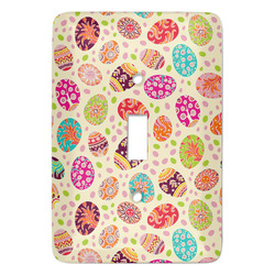 Easter Eggs Light Switch Covers - Multiple Toggle Options Available (Personalized)