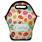 Easter Eggs Lunch Bag w/ Name or Text
