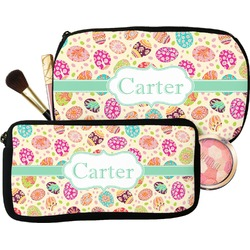Easter Eggs Makeup / Cosmetic Bag (Personalized)