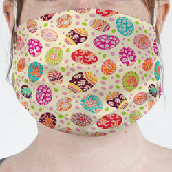 Easter Eggs Face Mask Cover (Personalized)