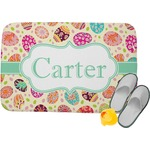 Easter Eggs Memory Foam Bath Mat (Personalized)